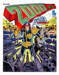 Cover Thumbnail for 2000 AD (IPC, 1977 series) #69