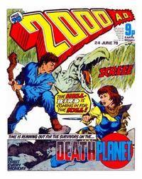 Cover Thumbnail for 2000 AD (IPC, 1977 series) #70