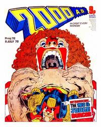Cover Thumbnail for 2000 AD (IPC, 1977 series) #72