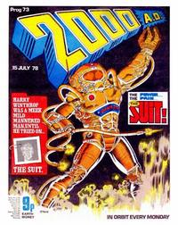 Cover Thumbnail for 2000 AD (IPC, 1977 series) #73