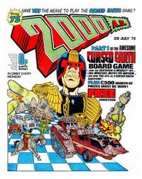Cover Thumbnail for 2000 AD (IPC, 1977 series) #75