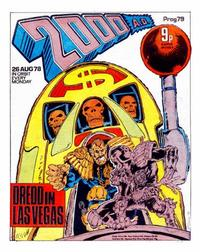 Cover Thumbnail for 2000 AD (IPC, 1977 series) #79