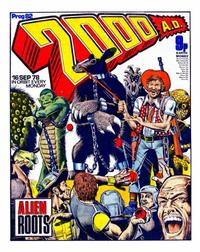 Cover Thumbnail for 2000 AD (IPC, 1977 series) #82