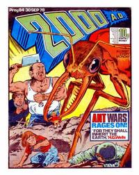 Cover Thumbnail for 2000 AD (IPC, 1977 series) #84