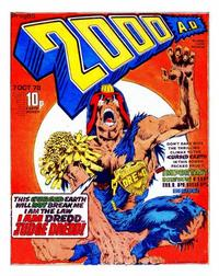 Cover Thumbnail for 2000 AD (IPC, 1977 series) #85