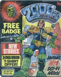 Cover Thumbnail for 2000 AD (IPC, 1977 series) #178