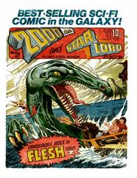 Cover Thumbnail for 2000 AD and Starlord (IPC, 1978 series) #87