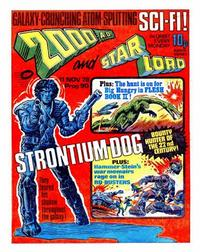 Cover Thumbnail for 2000 AD and Starlord (IPC, 1978 series) #90