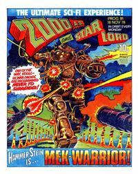 Cover Thumbnail for 2000 AD and Starlord (IPC, 1978 series) #91