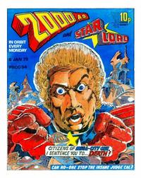 Cover Thumbnail for 2000 AD and Starlord (IPC, 1978 series) #94