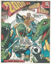 Cover Thumbnail for 2000 AD and Starlord (IPC, 1978 series) #98