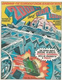 Cover Thumbnail for 2000 AD and Starlord (IPC, 1978 series) #99