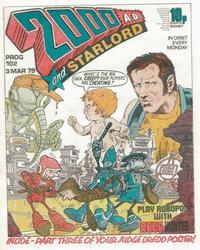 Cover Thumbnail for 2000 AD and Starlord (IPC, 1978 series) #102