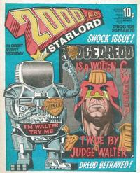 Cover Thumbnail for 2000 AD and Starlord (IPC, 1978 series) #105