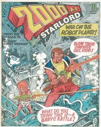 Cover Thumbnail for 2000 AD and Starlord (IPC, 1978 series) #106