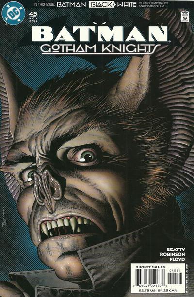 Cover for Batman: Gotham Knights (DC, 2000 series) #45