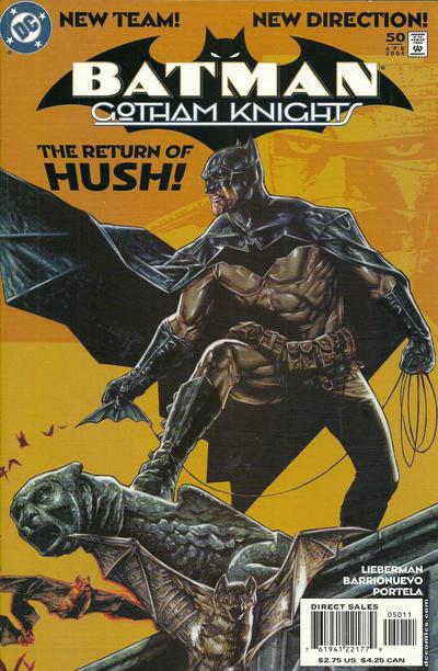 Cover for Batman: Gotham Knights (DC, 2000 series) #50