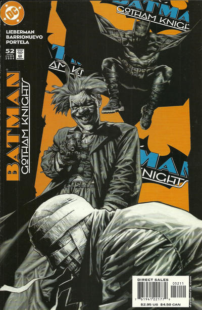 Cover for Batman: Gotham Knights (DC, 2000 series) #52