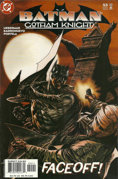 Cover for Batman: Gotham Knights (DC, 2000 series) #55