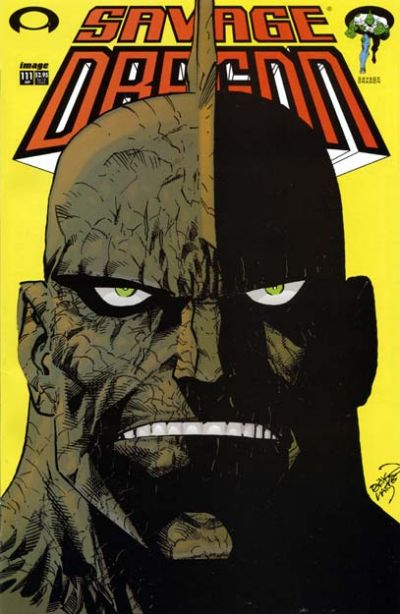 Cover for Savage Dragon (Image, 1993 series) #111