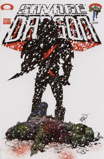 Cover for Savage Dragon (Image, 1993 series) #114
