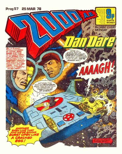 Cover for 2000 AD (IPC, 1977 series) #57