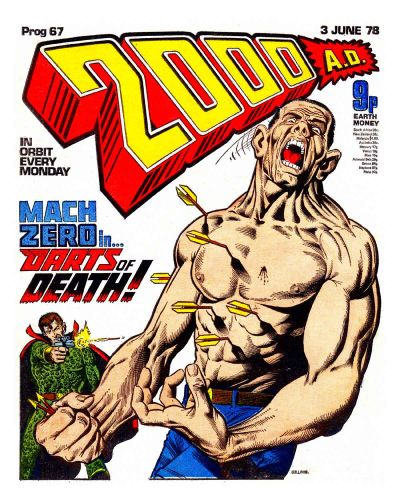 Cover for 2000 AD (IPC, 1977 series) #67