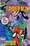 Cover for Web of Spider-Man (Marvel, 1985 series) #16 [Canadian]