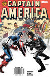 Cover for Captain America (Marvel, 2005 series) #14 [Newsstand]