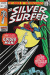 Cover for The Silver Surfer (Marvel, 1968 series) #14 [British]