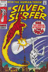 Cover for The Silver Surfer (Marvel, 1968 series) #15 [British]