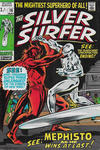 Cover for The Silver Surfer (Marvel, 1968 series) #16 [British]