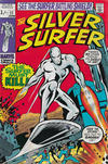 Cover for The Silver Surfer (Marvel, 1968 series) #17 [British]