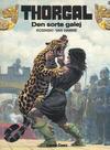Cover for Thorgal (Carlsen, 1989 series) #2 - Den sorte galej