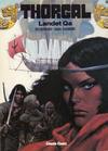 Cover for Thorgal (Carlsen, 1989 series) #6 - Landet Qa