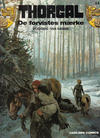 Cover for Thorgal (Carlsen, 1989 series) #18 - De forvistes mærke
