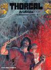 Cover for Thorgal (Carlsen, 1989 series) #24 - Araknea