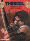 Cover for Thorgal (Carlsen, 1989 series) #27 - Barbaren
