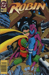 Cover for Robin (DC, 1993 series) #16 [Newsstand]