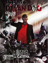 Cover Thumbnail for Dylan Dog Color Fest (Sergio Bonelli Editore, 2007 series) #20