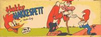 Cover Thumbnail for Hakke Hakkespett (Serieforlaget / Se-Bladene / Stabenfeldt, 1957 series) #2 [1958]