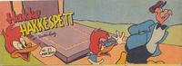 Cover Thumbnail for Hakke Hakkespett (Serieforlaget / Se-Bladene / Stabenfeldt, 1957 series) #25/1958