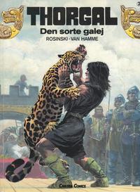 Cover Thumbnail for Thorgal (Carlsen, 1989 series) #2 - Den sorte galej