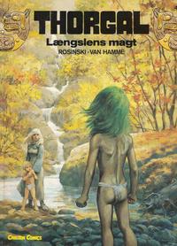 Cover Thumbnail for Thorgal (Carlsen, 1989 series) #4 - Længslens magt