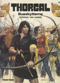 Cover Thumbnail for Thorgal (Carlsen, 1989 series) #5 - Bueskytterne
