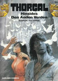 Cover Thumbnail for Thorgal (Carlsen, 1989 series) #14 - Hinsides den anden verden