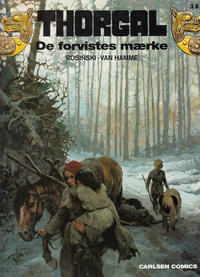 Cover Thumbnail for Thorgal (Carlsen, 1989 series) #18 - De forvistes mærke