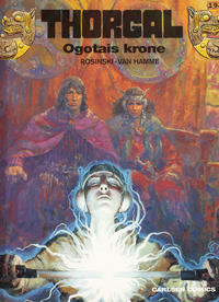 Cover Thumbnail for Thorgal (Carlsen, 1989 series) #19 - Ogotais krone
