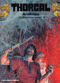 Cover Thumbnail for Thorgal (Carlsen, 1989 series) #24 - Araknea