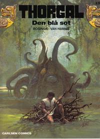 Cover Thumbnail for Thorgal (Carlsen, 1989 series) #25 - Den blå sot